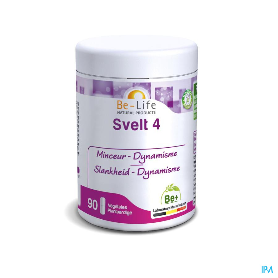 Svelt 4 Mineral Complex Be Life Pot Gel 90