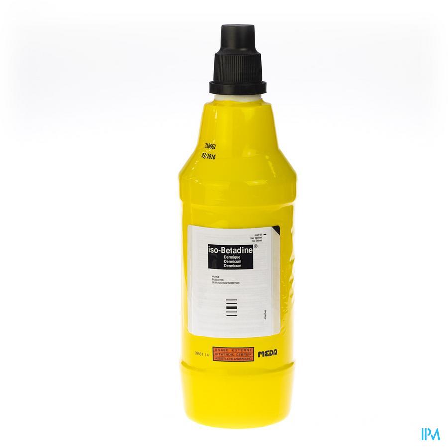Iso Betadine Derm 10% 500 ml