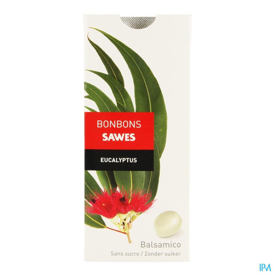 Sawes Bonbon Eucalyptus Zs Blist 10 SAW005