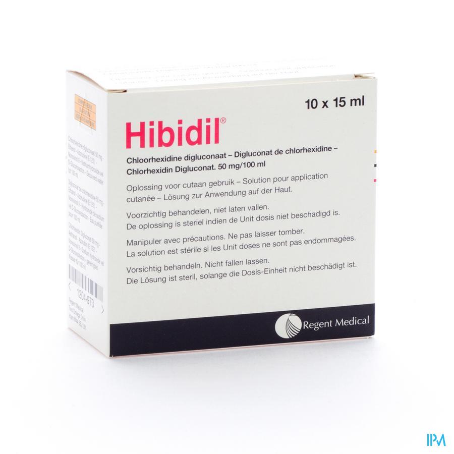 HIBIDIL FLAC UD 15ML 10