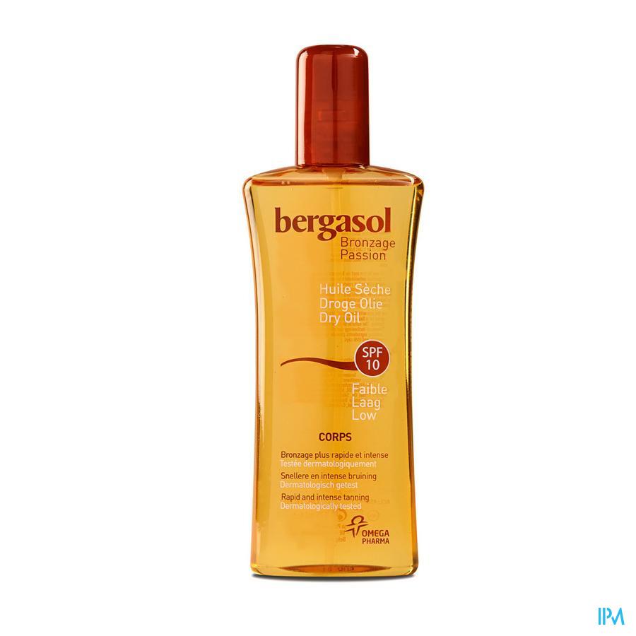 Bergasol Droge Olie Ip10 125ml Verv.2078244
