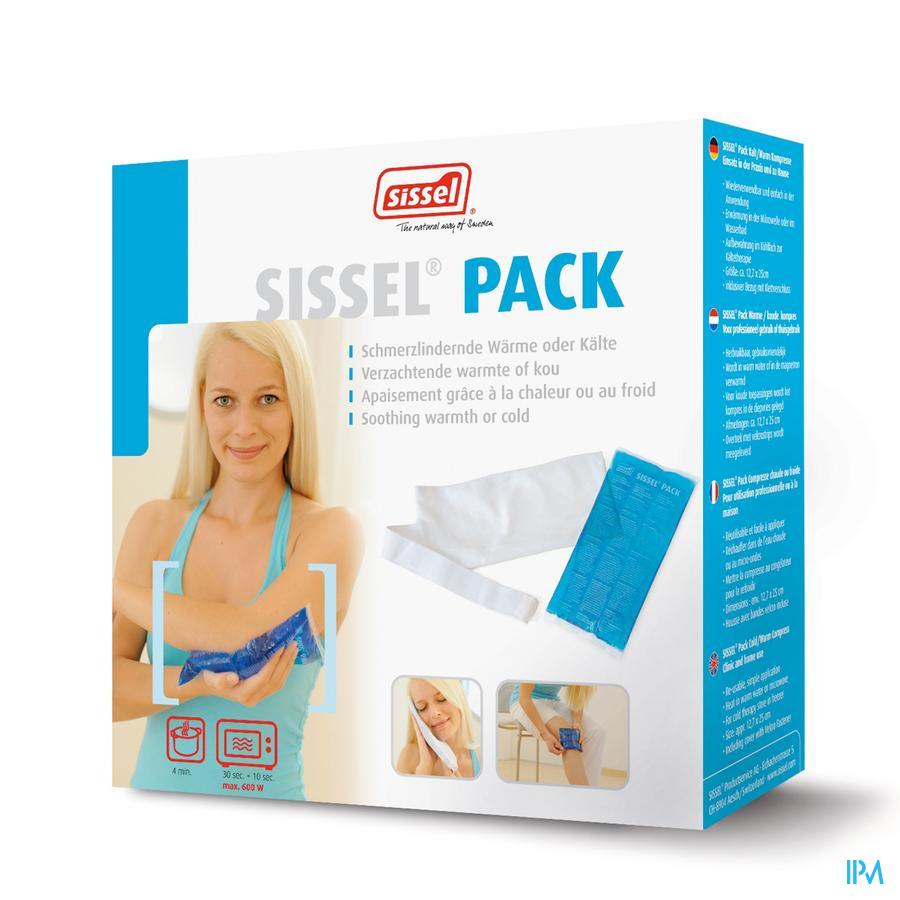 Sissel Pack Warmte-koude Kompres Met Overtrek