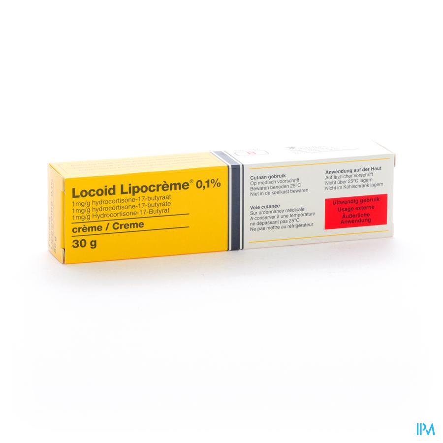 Locoid Lipocr 30g 0,1%