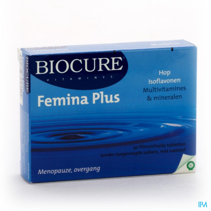 BIOCURE FEMINA PLUS TABL 30
