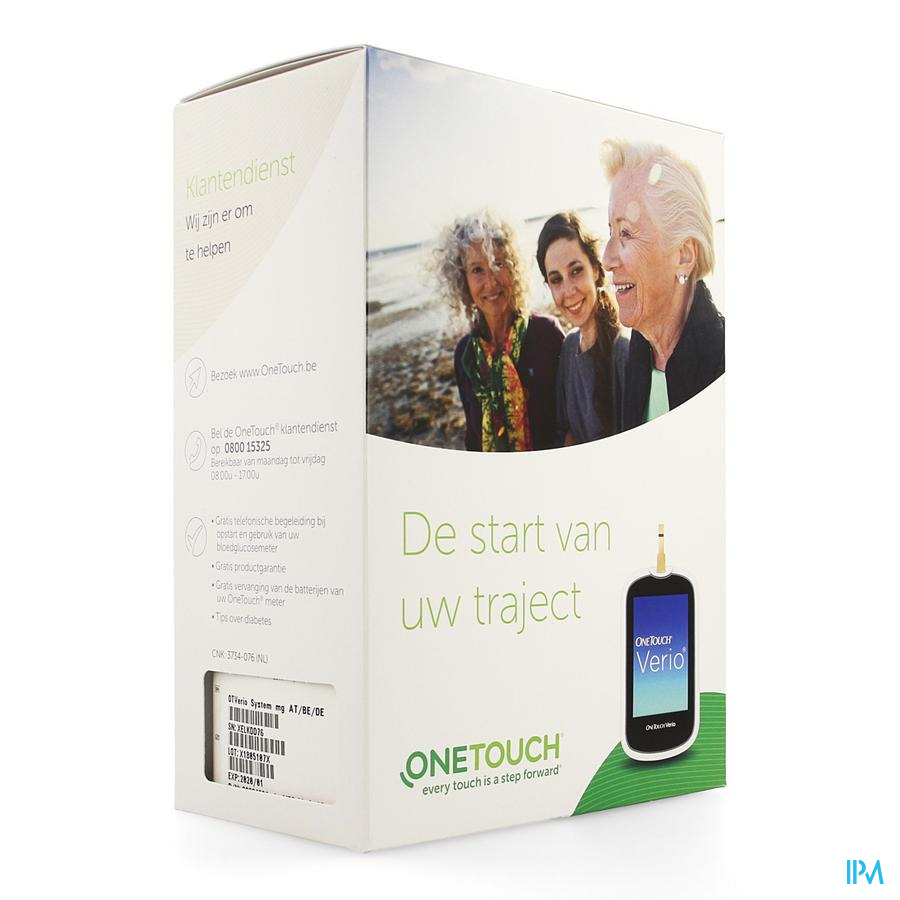 OneTouch Verio  met Educationele Kit NL