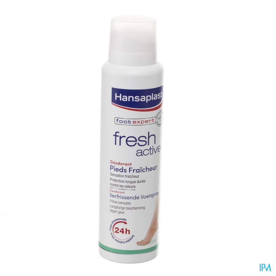 Hansaplast Deo Anti Fongique 2en1 150ml
