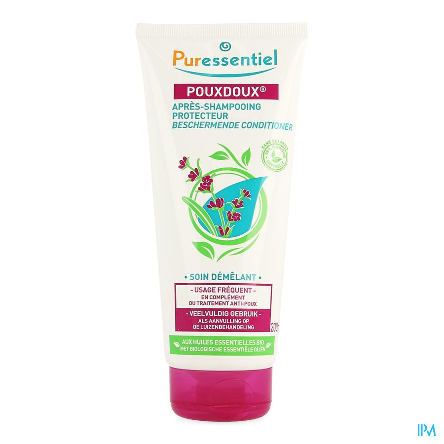 Puressentiel A/luizen Conditioner Poudoux 200ml