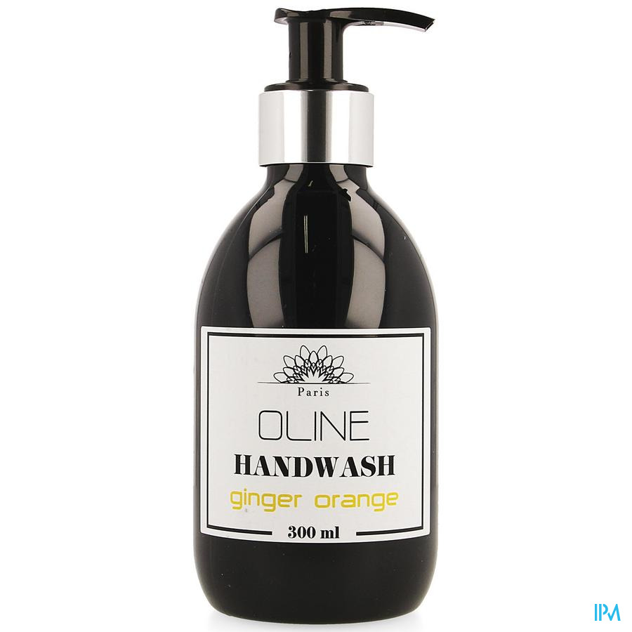 Oline Handwash Ginger Orange 300ml