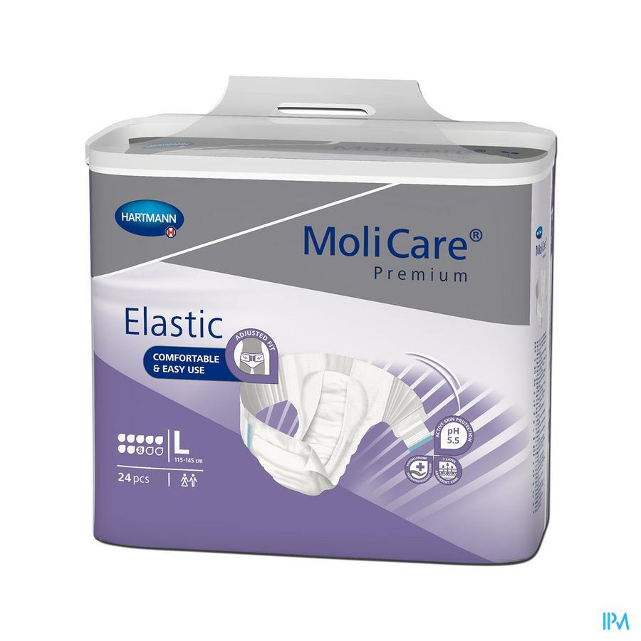 Molicare Pr Elastic 8 Drops l 24 P/s