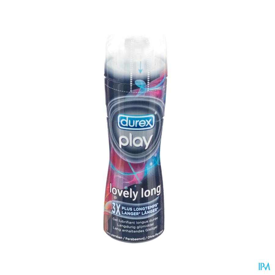 DUREX LOVELY LONG GLIJMIDDEL 50ML
