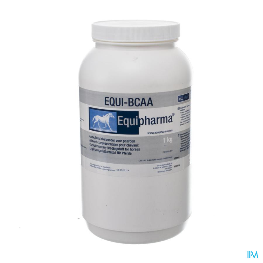 Equi Bcaa Pdr 1kg
