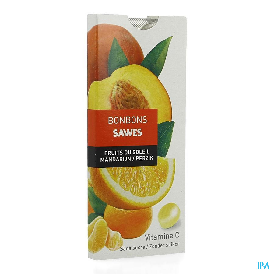 Sawes Bonbon Sinaas Zs Blist 10 SAW003