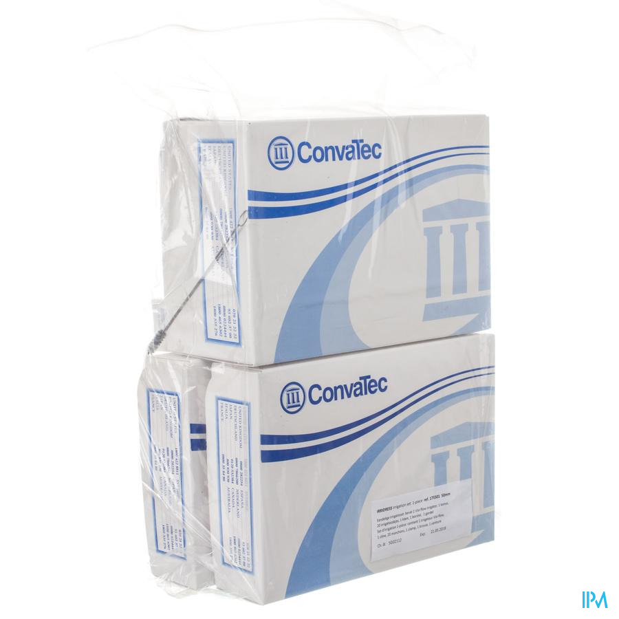 Convatec Set Irrigation 175501