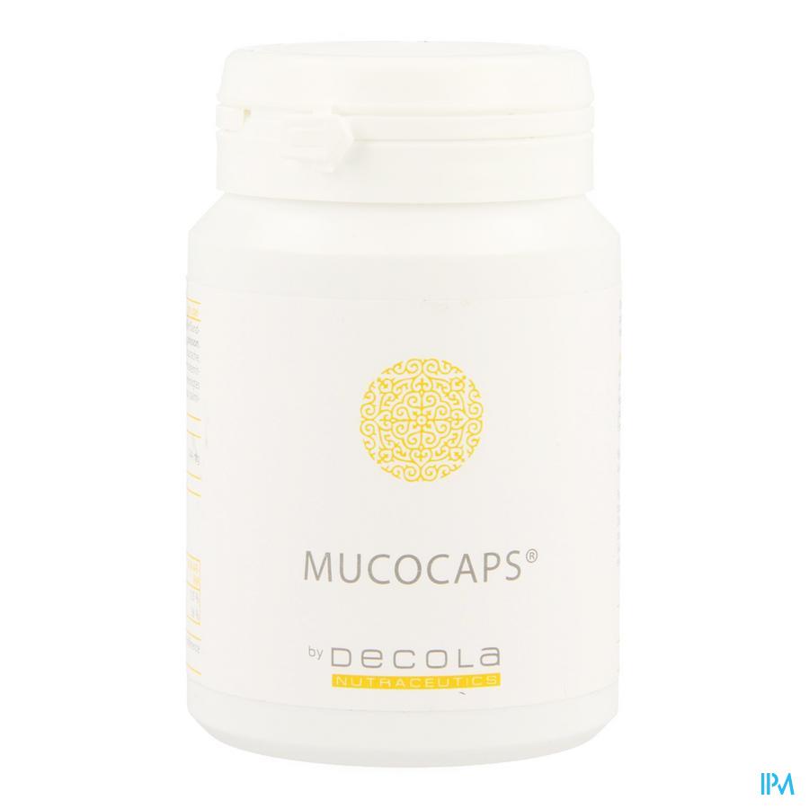 Mucocaps Softcaps 60