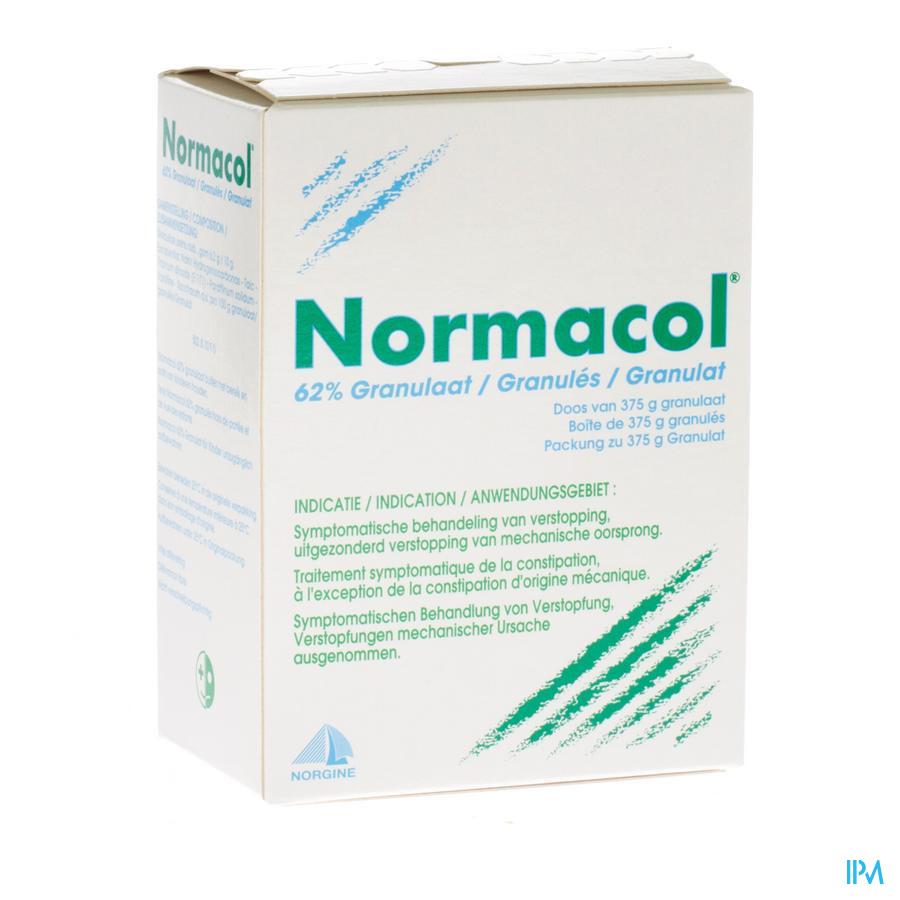 Normacol Grijs Groen 375 gr