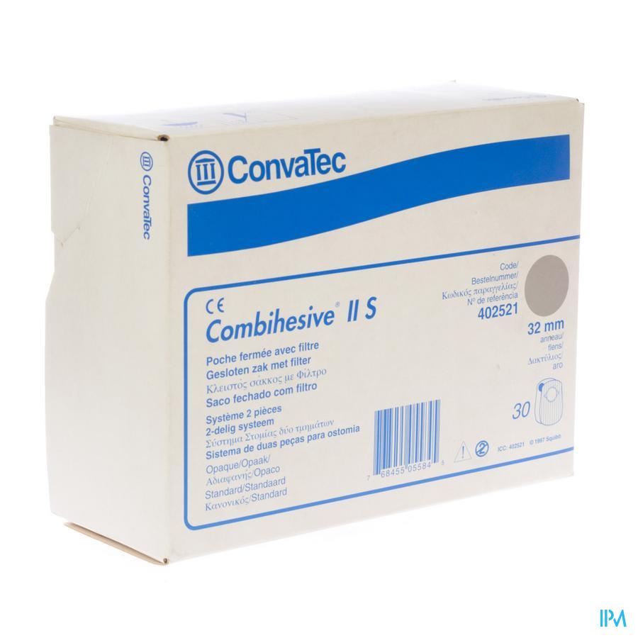 Combihesive Iis g/z + Filter 32mm 30 402521