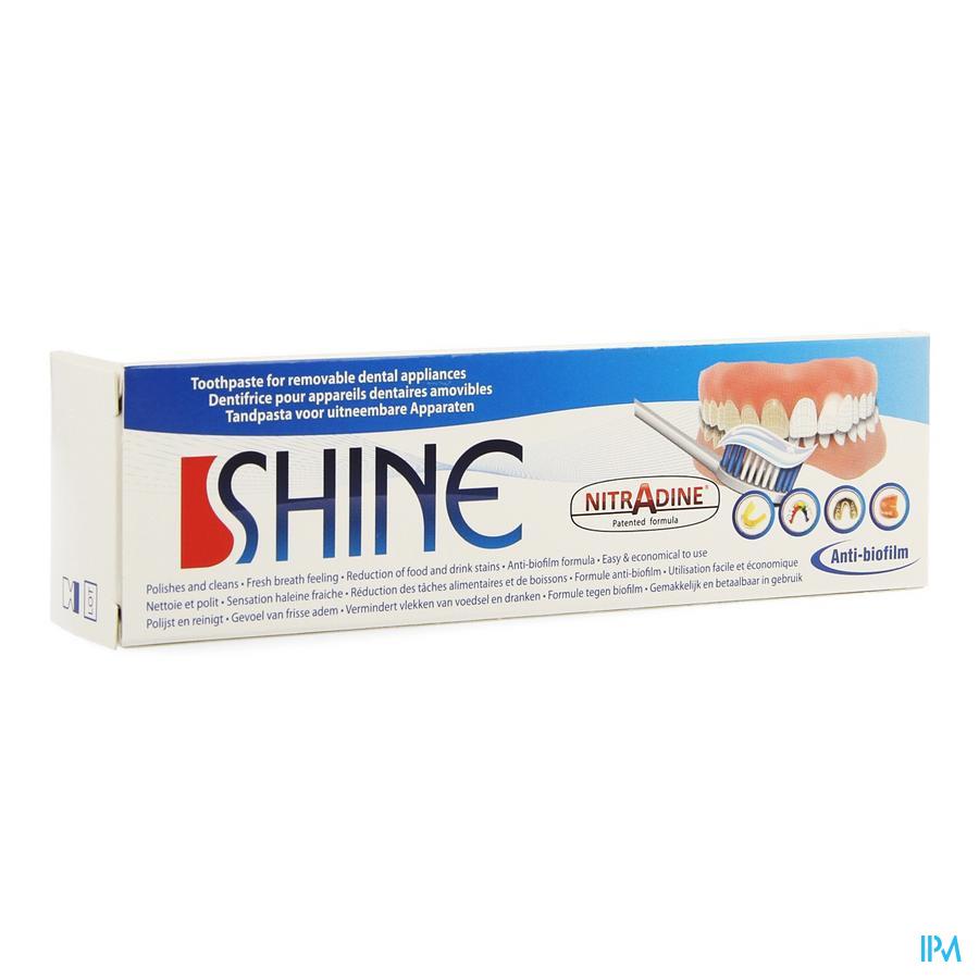 Nitradine Shine Dentifrice 45g