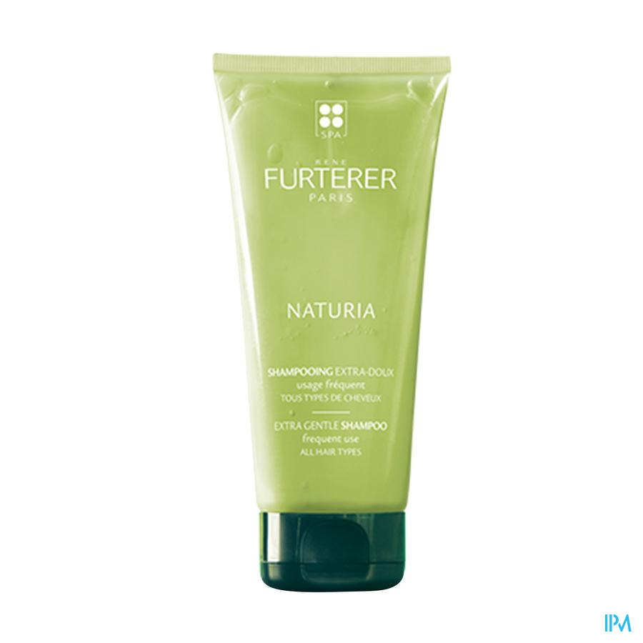 Furterer Naturia Shampoo Tube 50ml