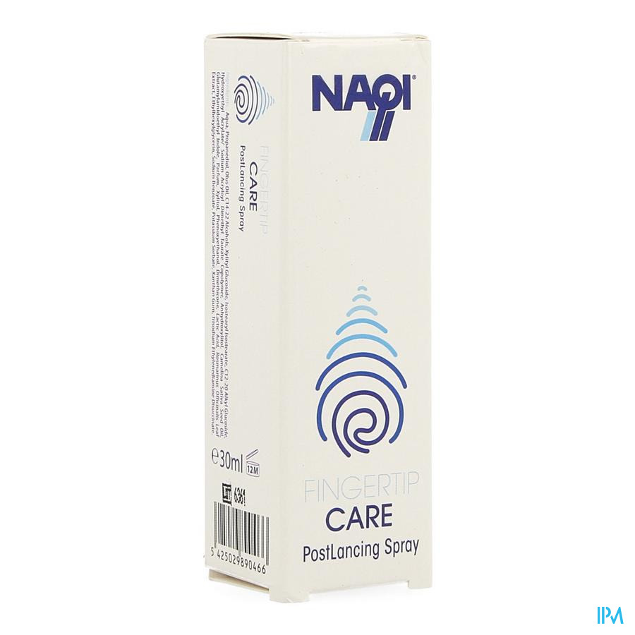 NAQI Fingertip Post-care Spray 30ml