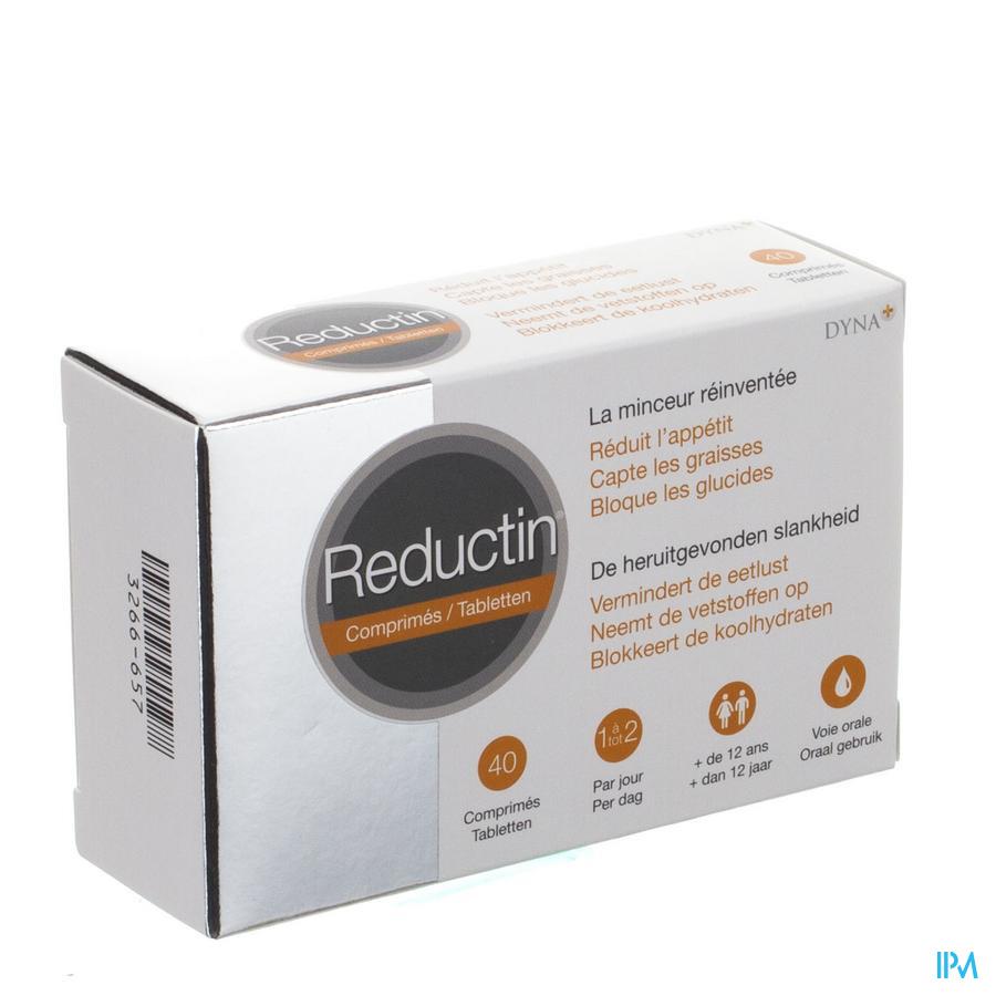 Afbeelding Reductin Minceur 40 Tabletten.