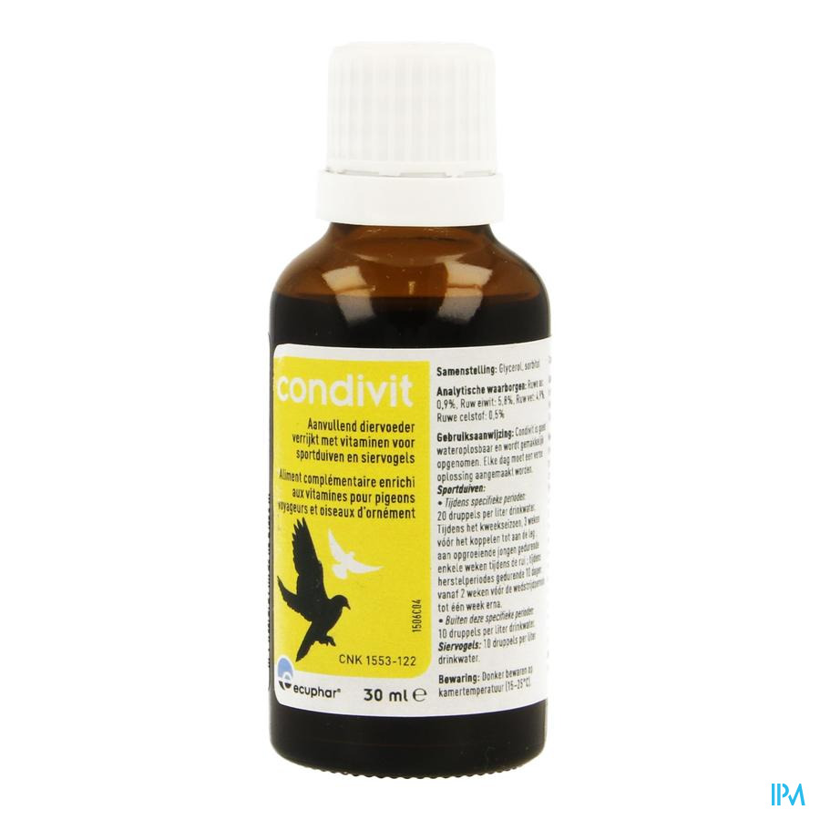 Condivit Solution Oral 30ml