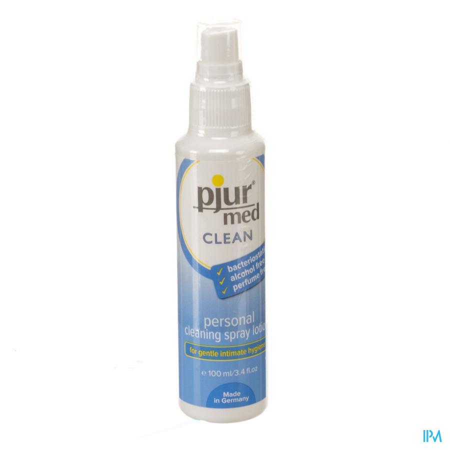 Pjur Med Clean Spray Glijmiddel 100ml