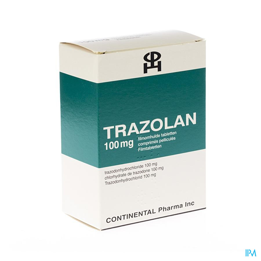 Trazolan Comp 90 X 100mg