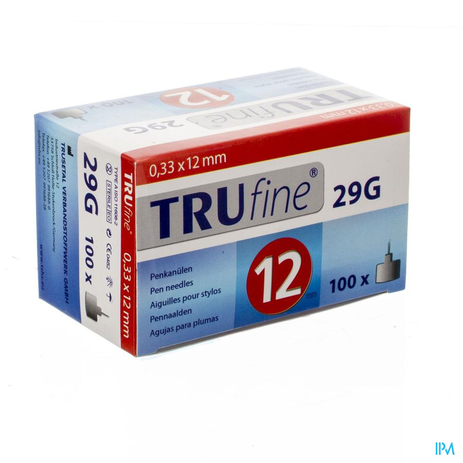 Trufine Pennaald 29g 0,33x12mm 100 76004