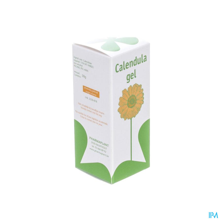 Calendula Gel Tube 50ml