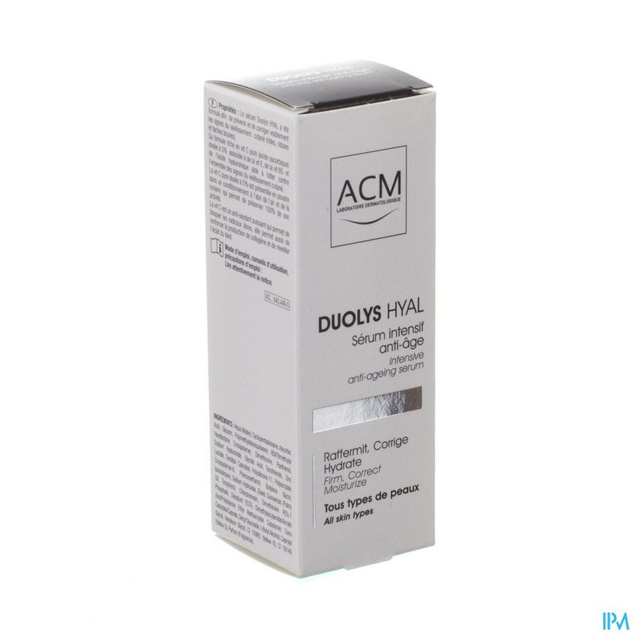 Duolys Hyal Serum Intensif A/age 15ml