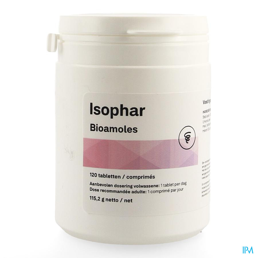 Isophar Pot Comp 120