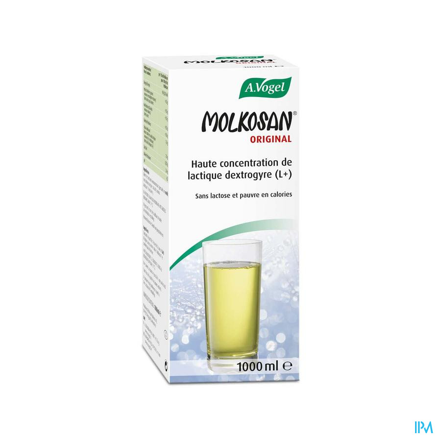 A.Vogel Molkosan Original 1000ml