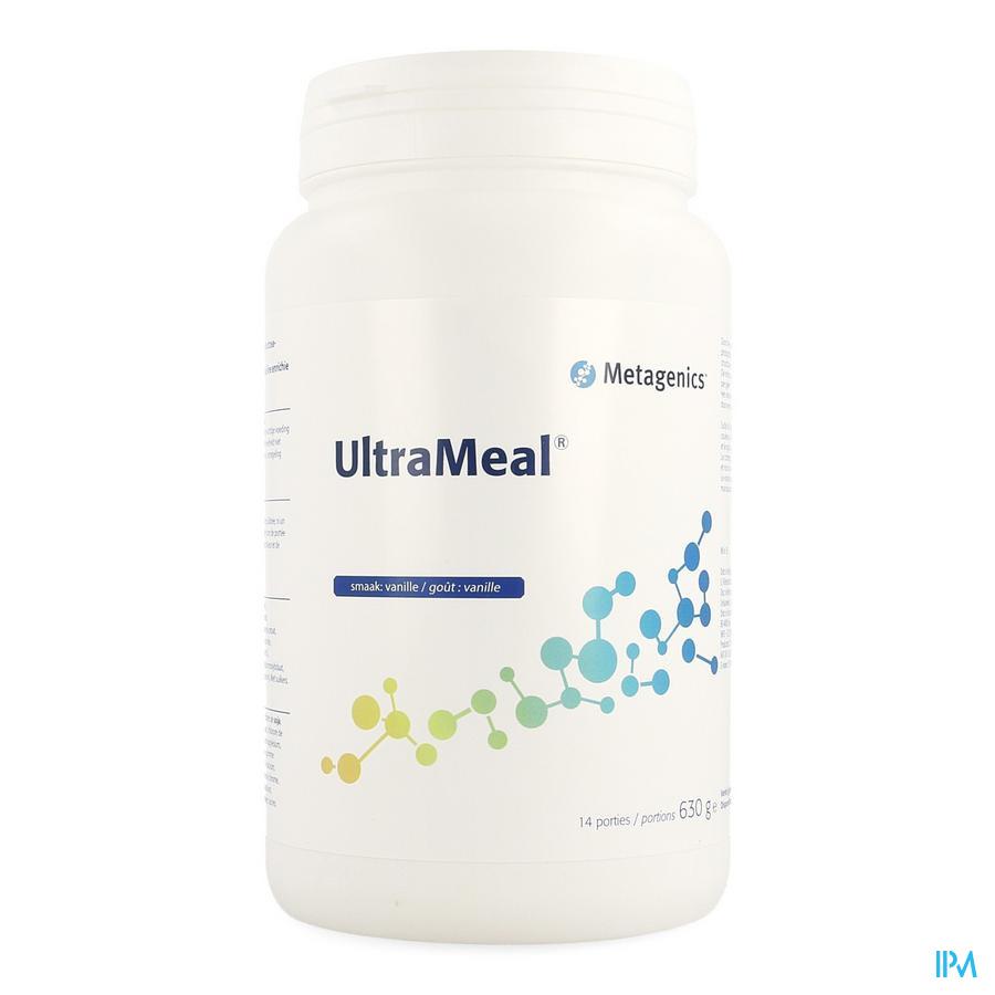 Ultrameal Vanille Pdr 630g 77 Metagenics