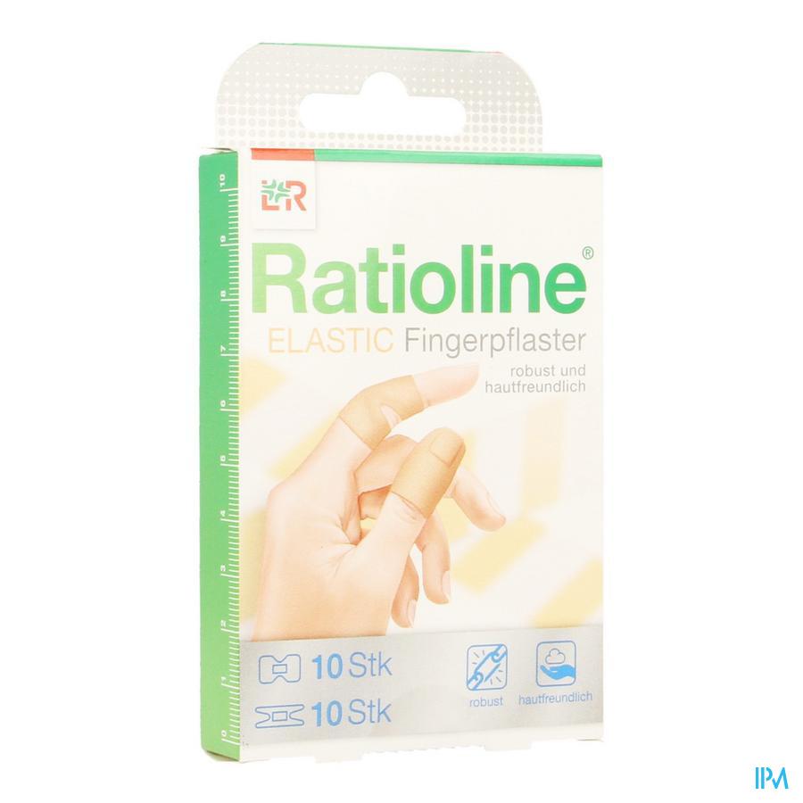 Ratioline Pleister Vinger 2 Maten 20 19911