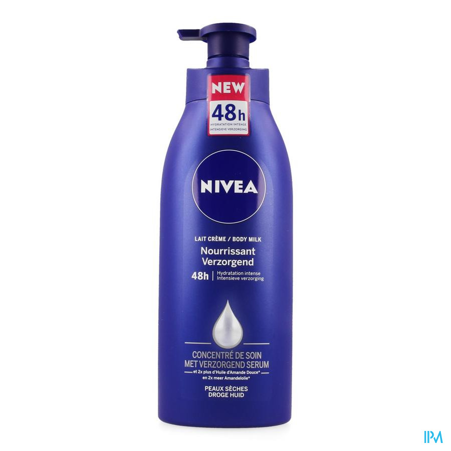 Nivea Body Lait Cr Nourrisant 400ml 80203