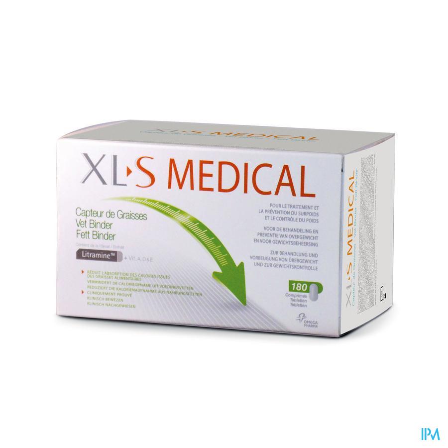 XLS MED. VETBINDER COMP 180
