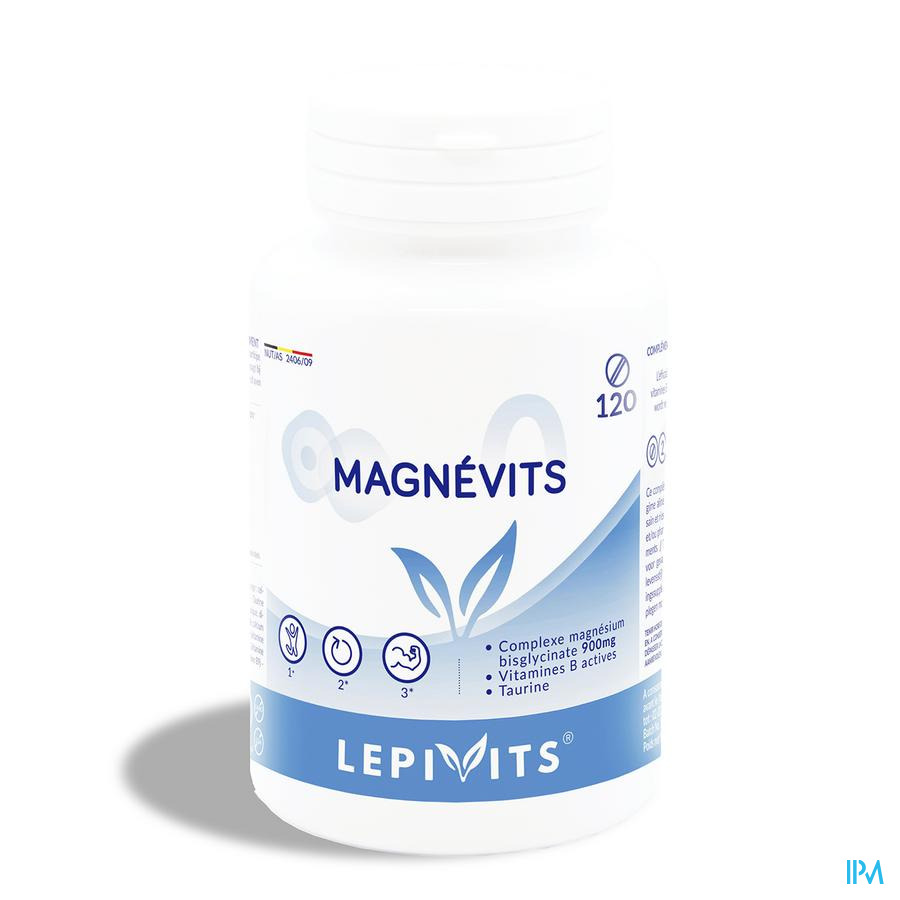 Leppin Magnevits Plus Comp 120