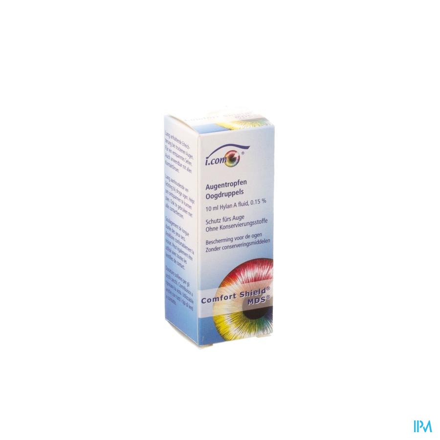 Comfort Shield Mds Oogdruppels Ster 10ml