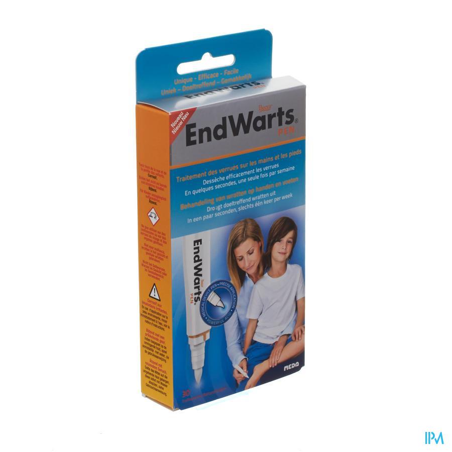Endwarts Pen Tegen Wratten Sol 3ml