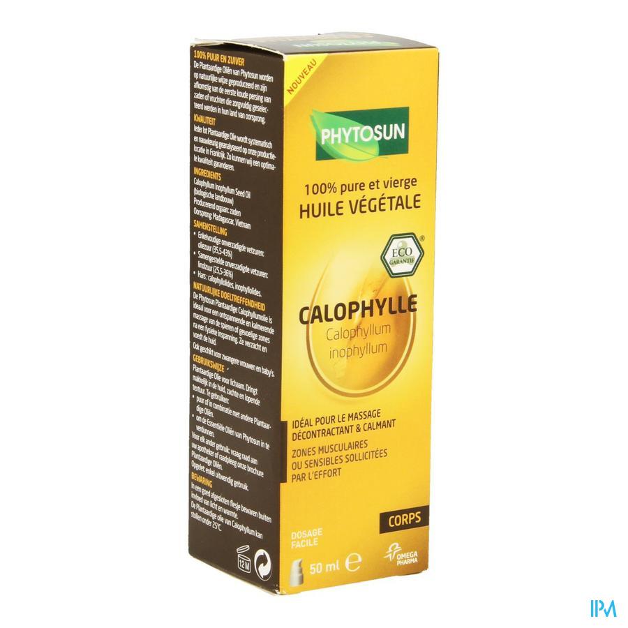 Phytosun P.o. Calophylle Bio 50ml Be2