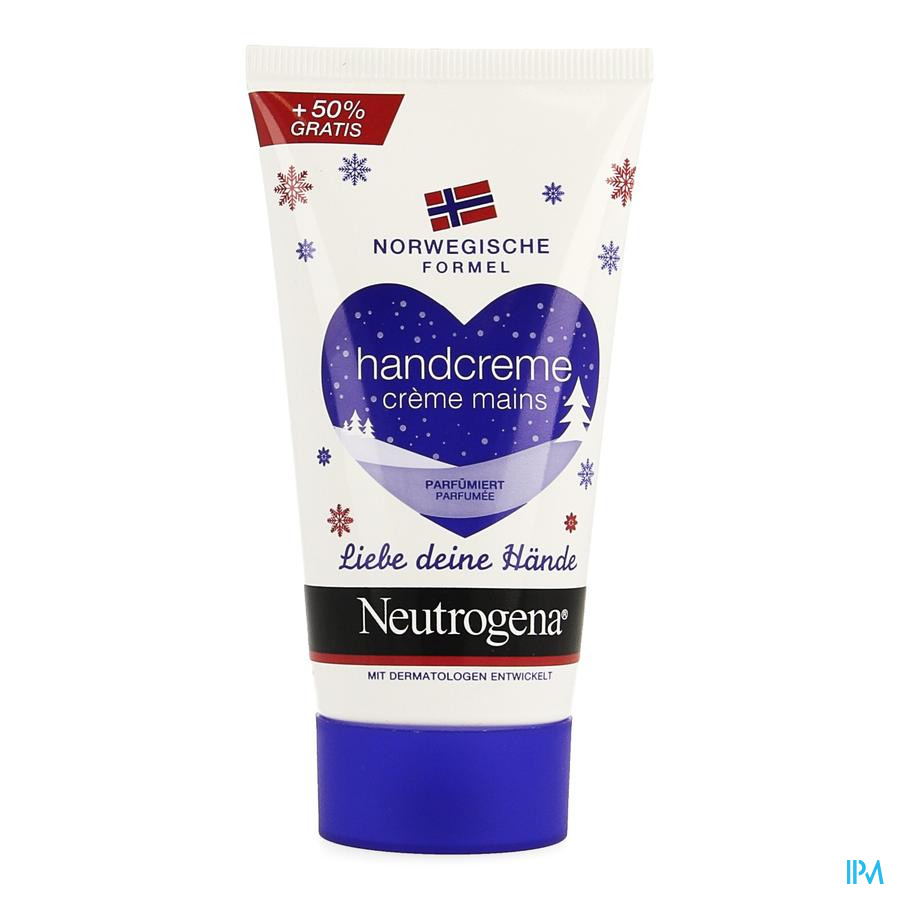 Neutrogena Handcr Hydra Conc. Winter Lim.ed. 75ml