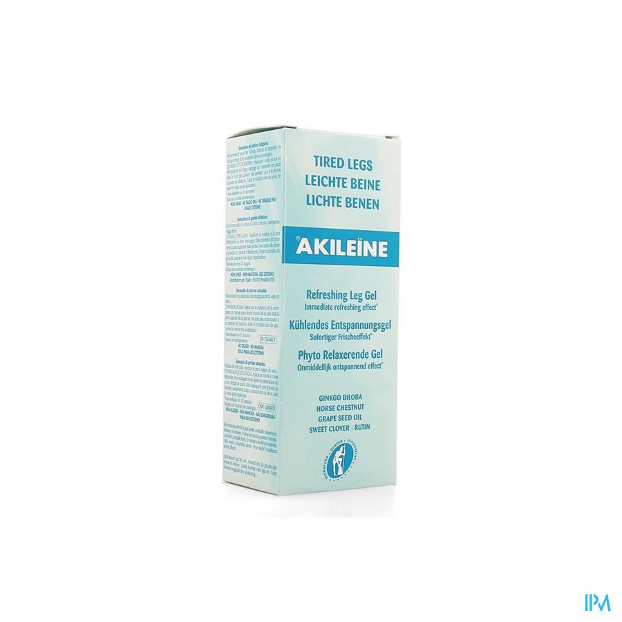 Akileine Lichte Benen Phyto Relaxerende Gel 150ml