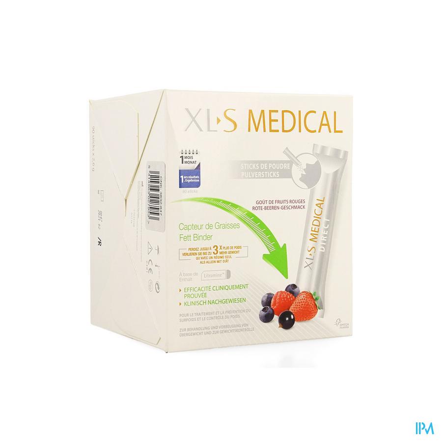 Xls Med. Capt.de Graisses Stick 90 Promo -15%