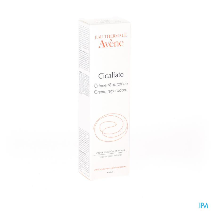 Avene Cicalfate Cr Herstellend A/bacterieel 100ml