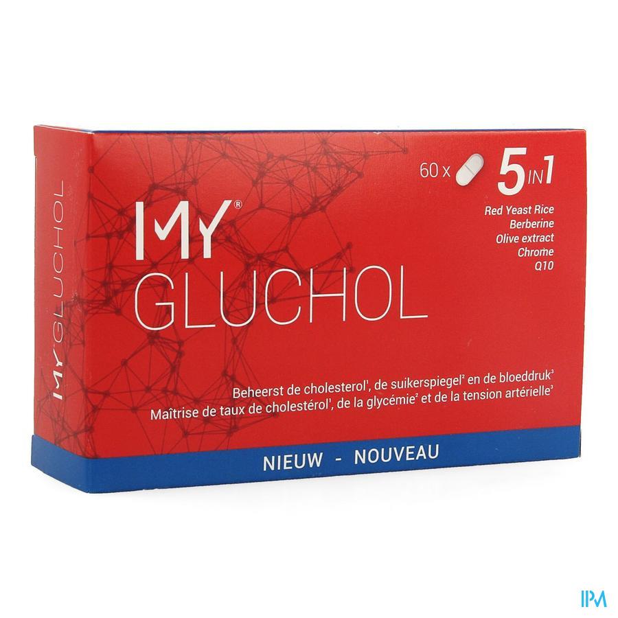 My Gluchol Comp 60