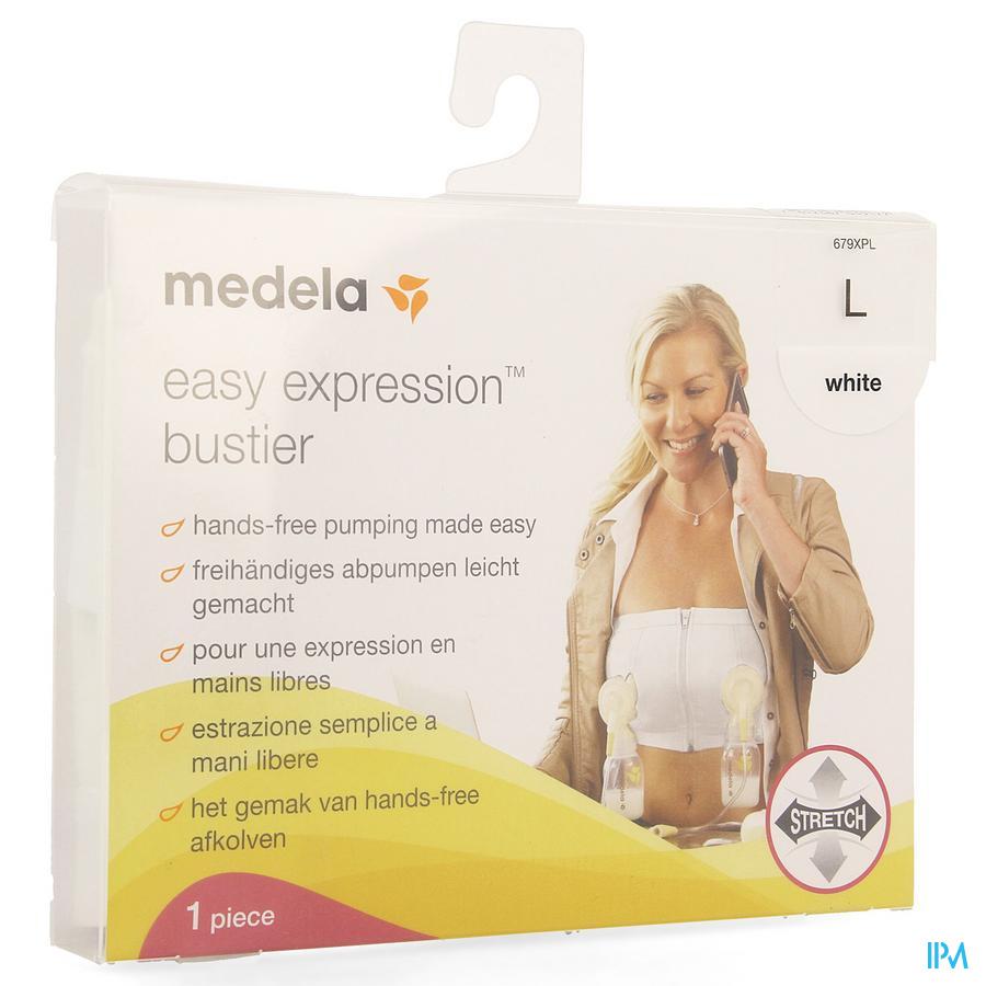 Medela Easy Expression Bustier Wit l Nf