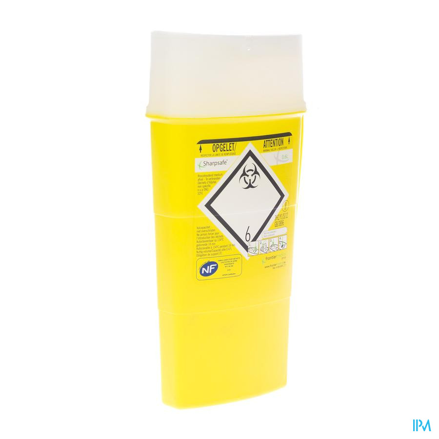 Sharpsafe Community 0,6l 4150