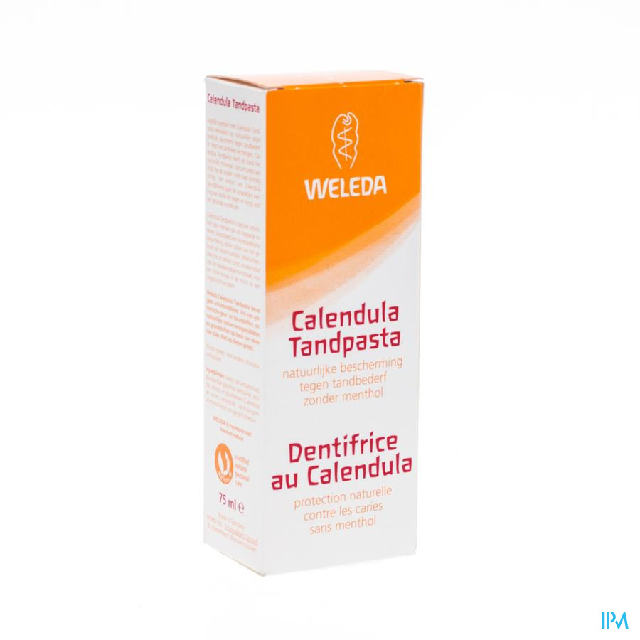Weleda Dentif Calendula 75ml