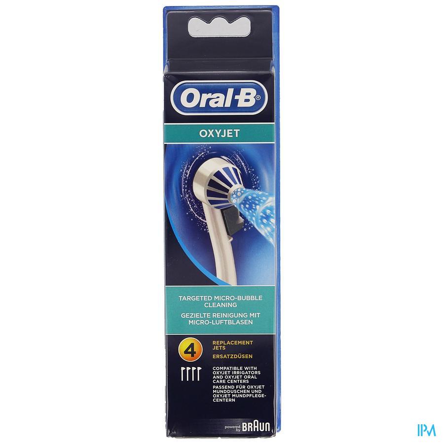 Oral B Refill Ed17-4 Aquacare Oxyjet 4