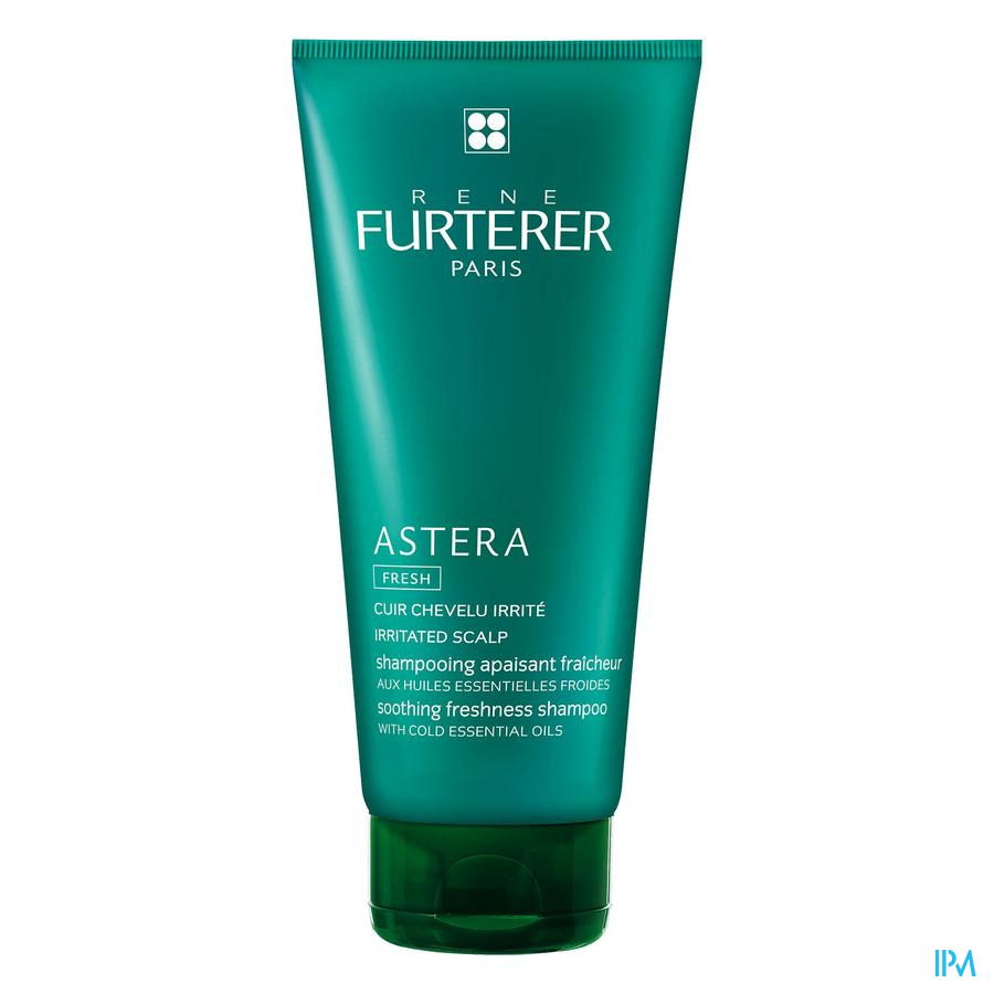 Furterer Astera Shampoo Apaisant Frais 200ml